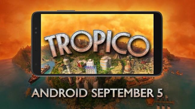 Tropico Mobil oyun