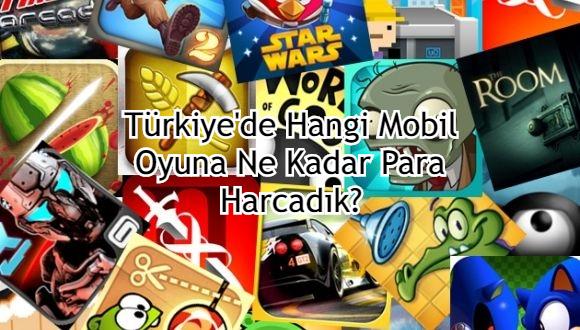 türkiye mobil oyun istatistikleri