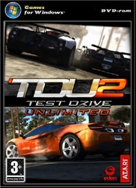 Test Drive Unlimited 2 Beta Client