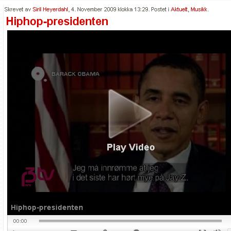 hiphop-president