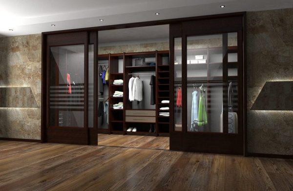 Раздвижные двери для гардеробной - «Декор» » «Дизайна ...