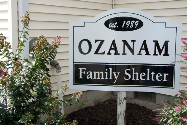 Front-Ozanam-Sign