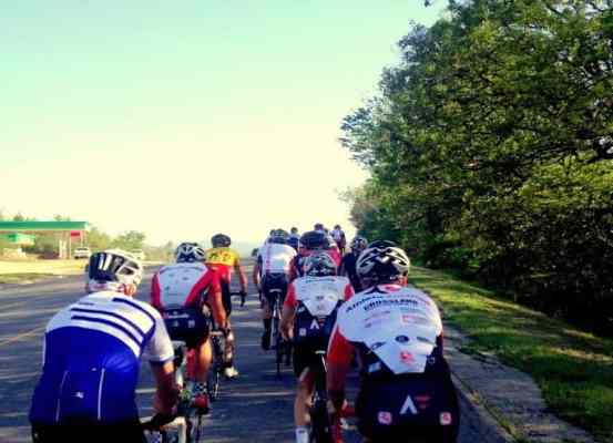 Tuesday Night - Ozark Cycling Adventures, Cycling news and Routes in Northwest Arkansas NWA