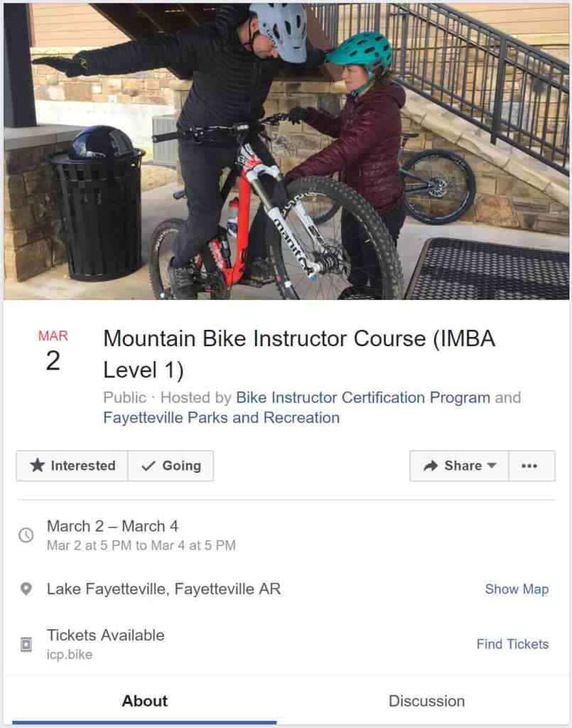 Weekend Ride Notification 3/2 - Ozark Cycling Adventures, Cycling news and Routes in Northwest Arkansas NWA