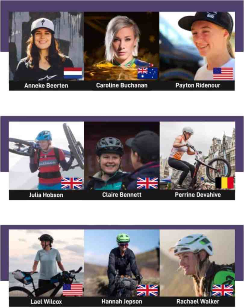 Women Shred | Kenny Belaey - Ozark Cycling Adventures, Cycling news and Routes in Northwest Arkansas NWA