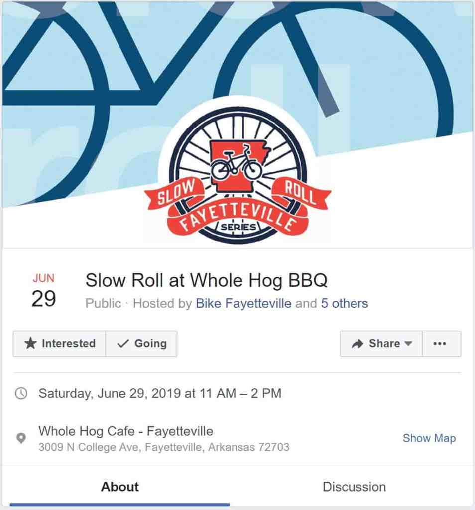 Weekend Ride Notification 6/28 | NWA Cycling News - Ozark Cycling Adventures, Cycling news and Routes in Northwest Arkansas NWA
