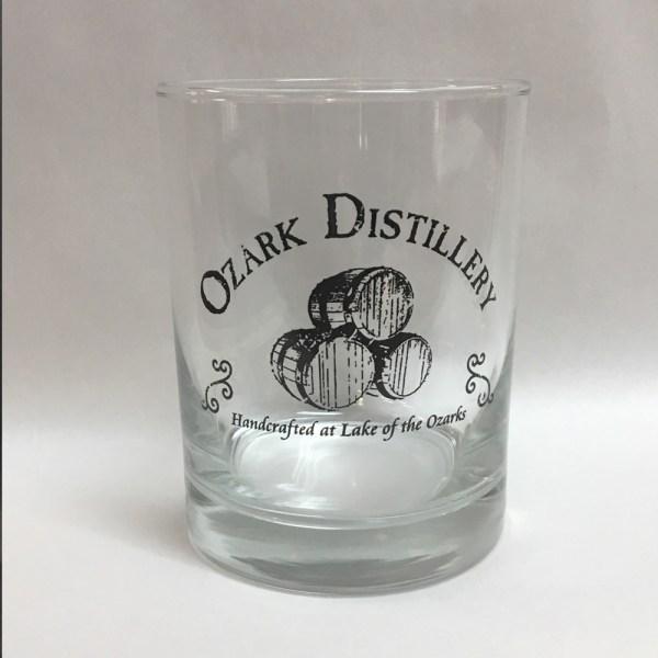 14 oz glass with OD logo