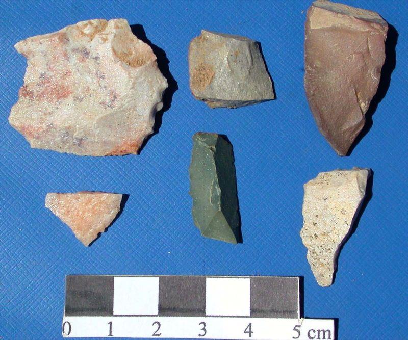 Aboriginal Stone Objects