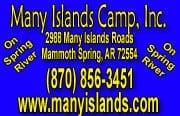 Many Islands Camp