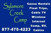 Sylamore Creek Camps