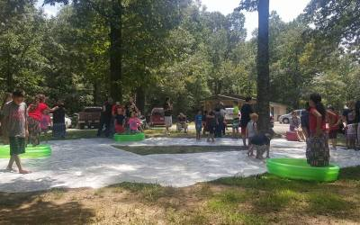 May Events at Davidsonville – Kids to Parks Day and Clean-Up: May 19th plus Memorial Holiday Plans!
