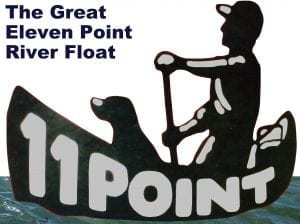 The Great Eleven Point River Float – Let's fill the river with people!  June 30, 2018