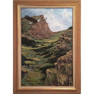 Ozarks Art Gallery | Gary Duncan - Eagle Valley First Flight