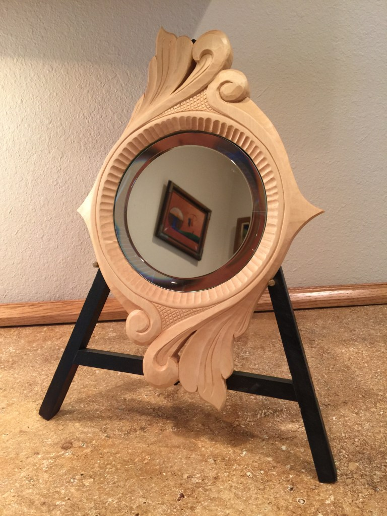 Ozarks Art Gallery | Russ Biros - Small Mirror