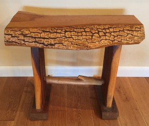 Ozarks Art Gallery | Hand-Crafted Furniture | Small End Table by Gary Duncan