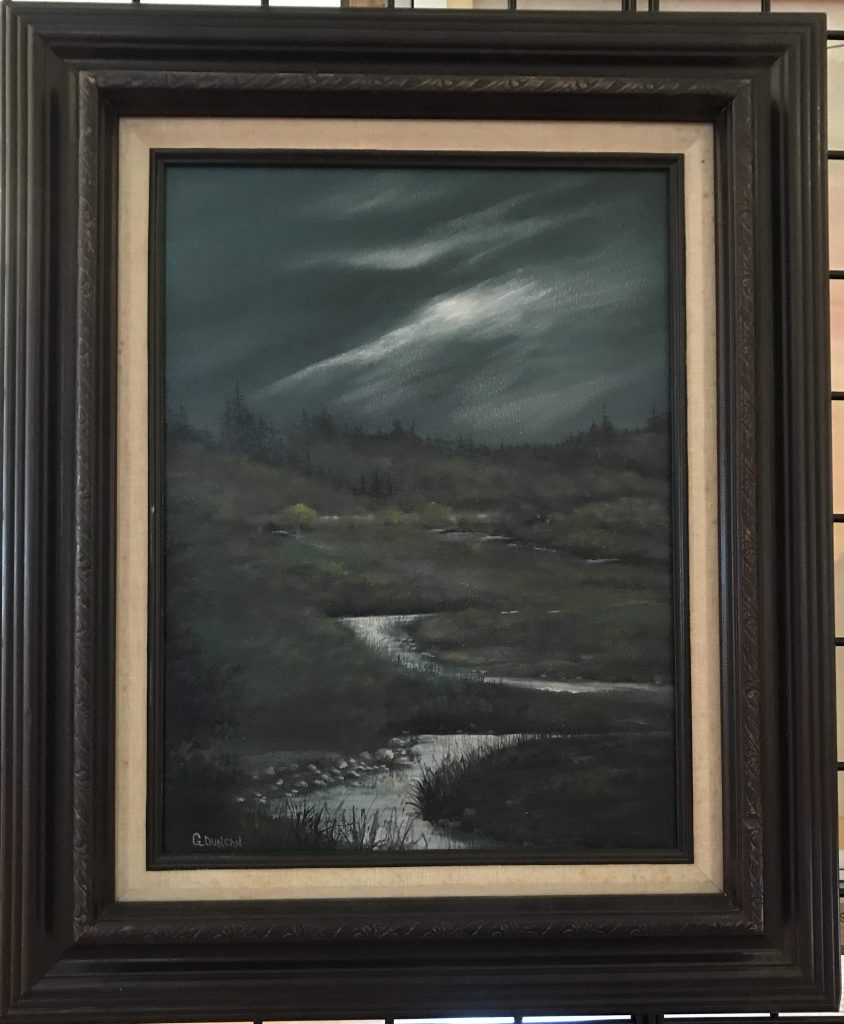 Ozarks Art Gallery | Moonlight Muse by Gary Duncan