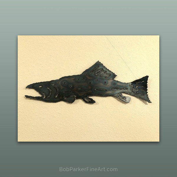 Ozarks Art Gallery | Original Metal Art by Bob Parker Metal Art Design -1853