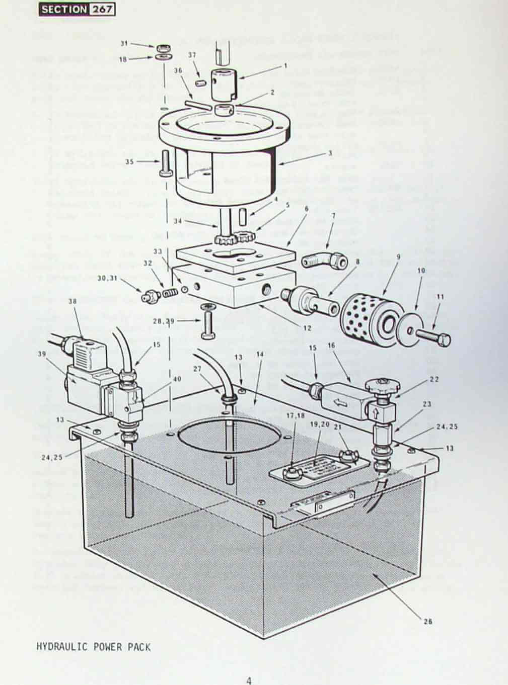 Kalamazoo startrite horizontal band saw h250a service parts manual