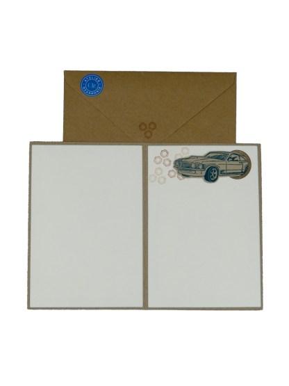 Carte automobile Jhul intérieur