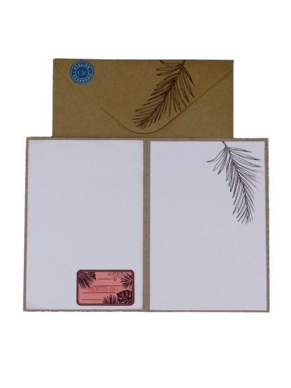 Palmiers coucher de soleil Likela