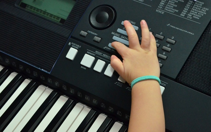 keyboard-for-a-child