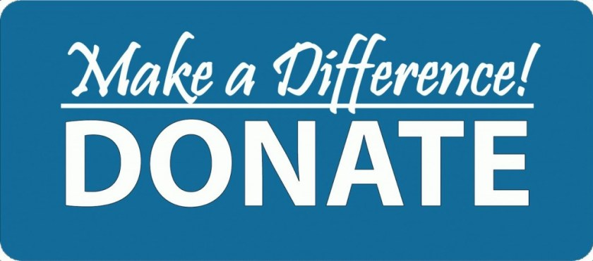 Make a Difference DONATE