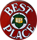 best place historic pabst brewery logo