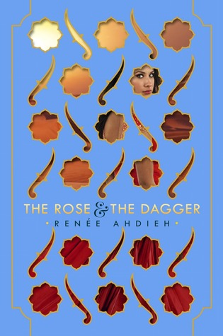 The Rose & the Dagger (#2)