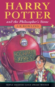 Harry Potter & the Philosopher's Stone by JK Rowling