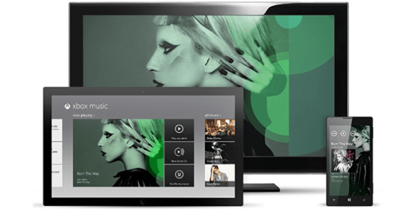 Xbox Music and Video are already doing large scale license management
