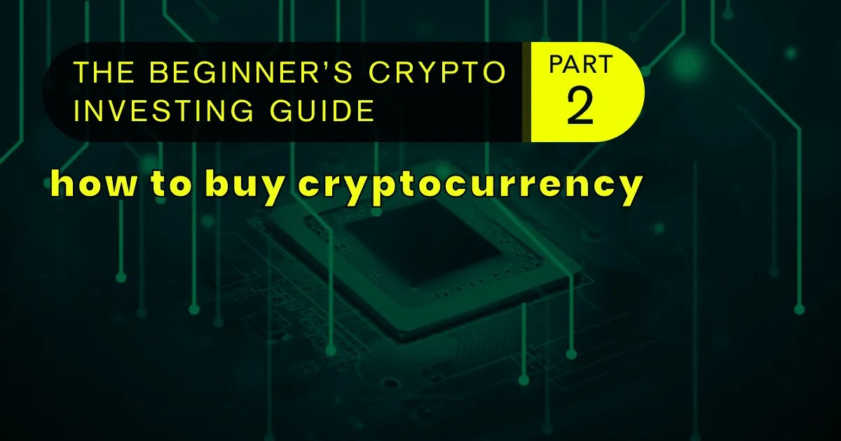beginnerhow to invest in cryptocurrency bitcoin to ethereum trading