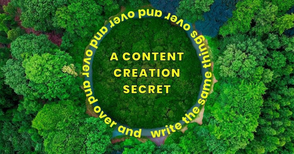 content-creation-secret