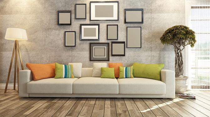 artwork custom home