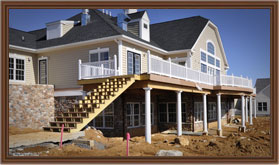 build on your land cusom home buidler