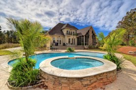 OZ Custom Homes of Charlotte & Fort Mill Tracy 1