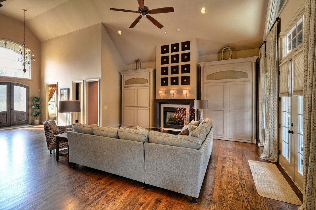 OZ Custom Homes of Charlotte & Fort Mill Tracy 17