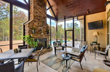 OZ Custom Homes of Charlotte & Fort Mill Tracy 8