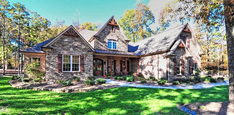 The ridge custom home community in Fort MIll sc
