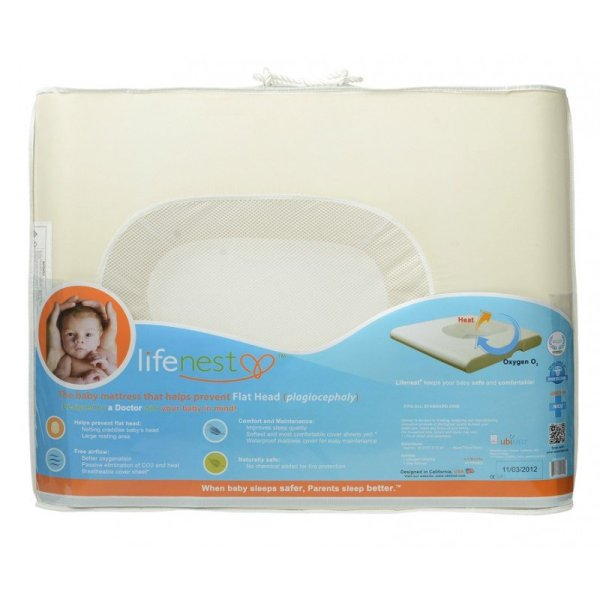 Lifenest® 2nd Generation Infant Mattress