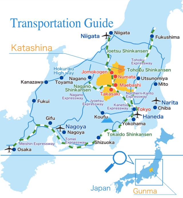 Trasportation-oze-katashina-gunma