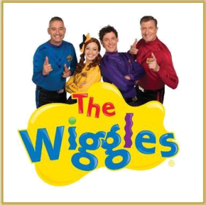 The Wiggles DVDs