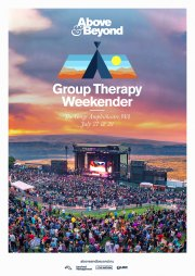 "Above & Beyond return to The Gorge Amphitheatre for ""Group Therapy Weekender"""