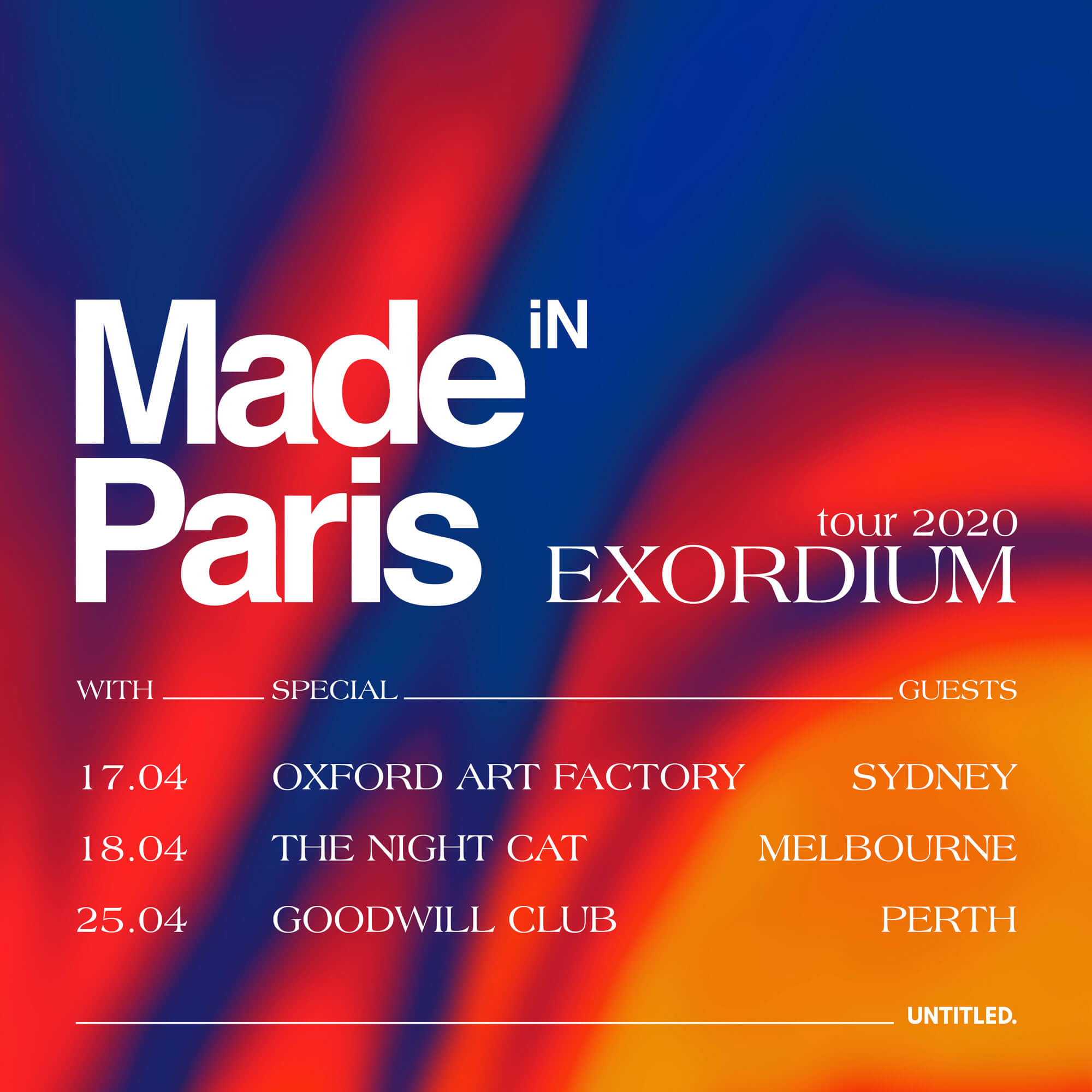 made-in-paris-australian-tour-poster
