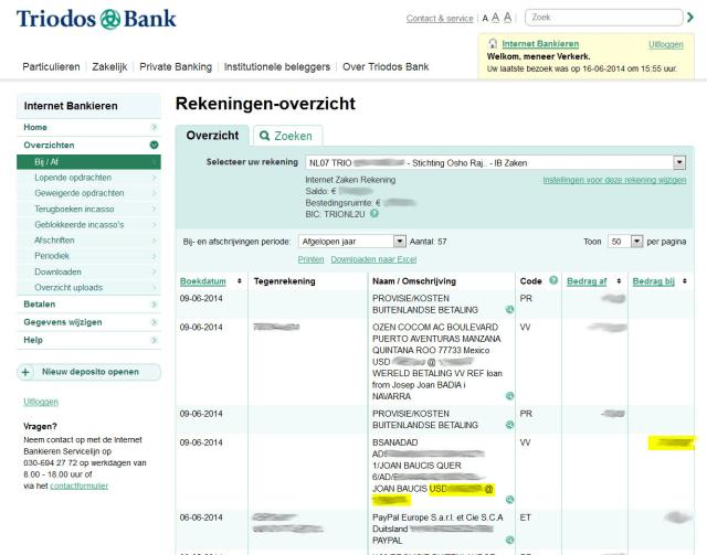 ishwara verkerk pedophile kaivala stealing bank account