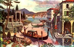 Italy jigsaw