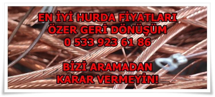 Ataşehir Bakır Hurdası En İyi Fiyattan
