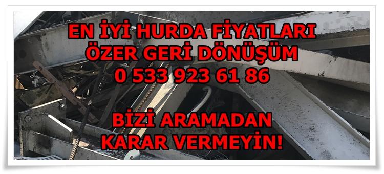 Ataşehir Demir Hurdası En İyi Fiyattan