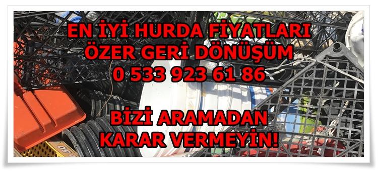 Ataşehir Plastik Hurdası En Yüksek Fiyattan