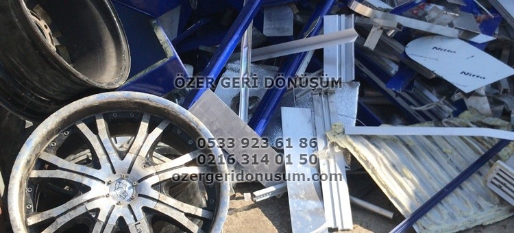 Ümraniye Krom Hurdacı 0533 923 61 86 Demir Hurda