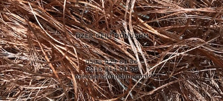 Ataşehir Hurdacı – 0533 923 61 86 – Pirinç (Sarı) Kablo Demir Hurda
